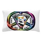 The WooFPAK Peace Sign Pillow Case