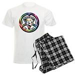 The WooFPAK Peace Sign Pajamas
