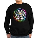 The WooFPAK Peace Sign Sweatshirt
