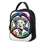 The WooFPAK Peace Sign Neoprene Lunch Bag