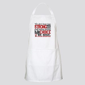 Stroke How Strong We Are Apron