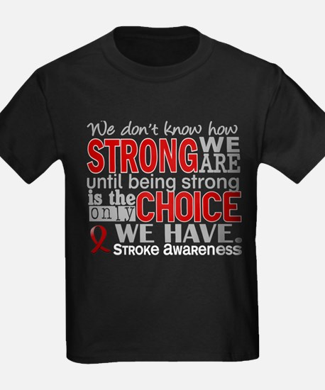Stroke How Strong We Are T