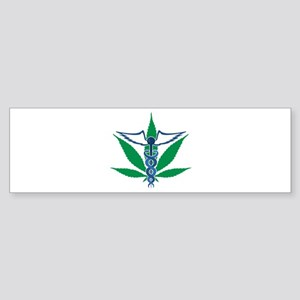Medical Marijuana Bumper Sticker