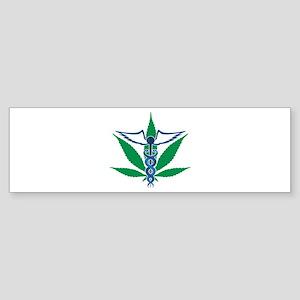 Medical Marijuana Bumper Sticker