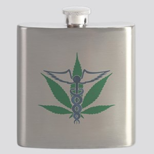 Medical Marijuana Flask