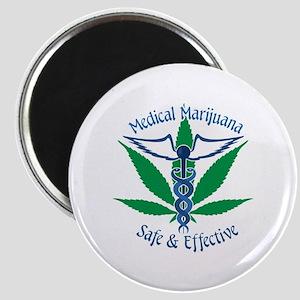 Medical Marijuana Safe & Effective Magnets