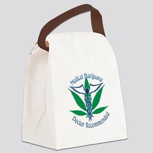 Medicla Marijuana Doctor Recommended Canvas Lunch
