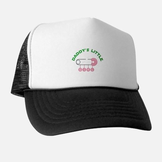 Daddys Little Girl Trucker Hat