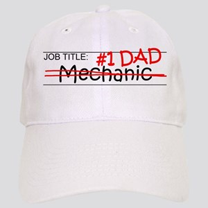 Job Dad Mechanic Cap