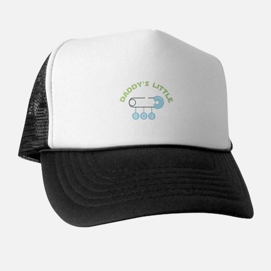 Daddys Little Boy Trucker Hat
