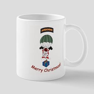 Airborne Santa Mug