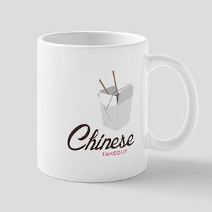 Chinese Takeout Mugs