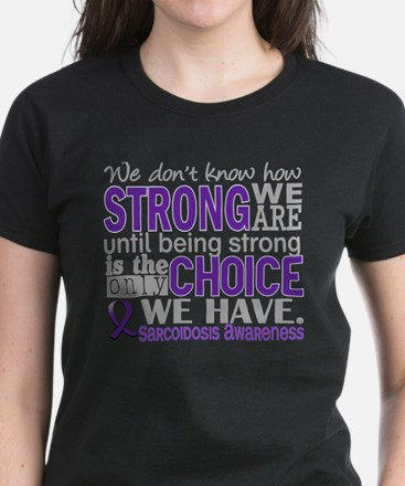 Sarcoidosis How Strong We Are Tee
