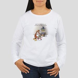 Shoe A Mare 5 Z 7 Long Sleeve T-Shirt