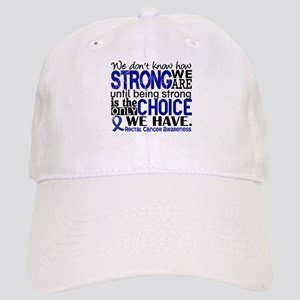 Rectal Cancer HowStrongWeAre Cap