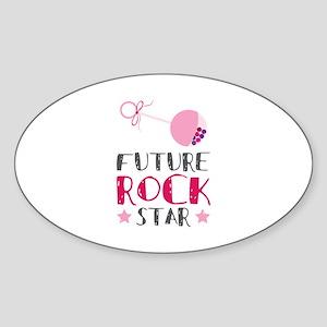 Future Rock * Star* Sticker