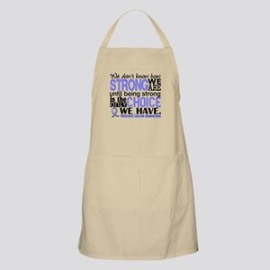 Prostate Cancer HowStrongWeAre Apron