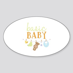 Basic Baby Sticker