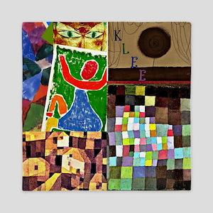 Klee Kolorful Kollage Queen Duvet