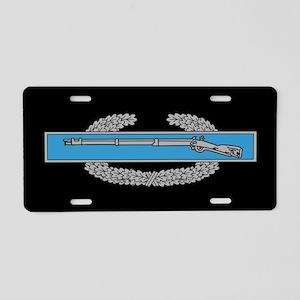 Cib Aluminum License Plate