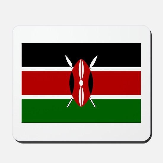 Kenya Mousepad