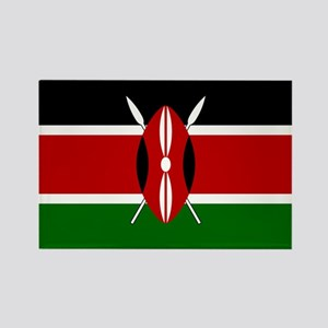Kenya Rectangle Magnet
