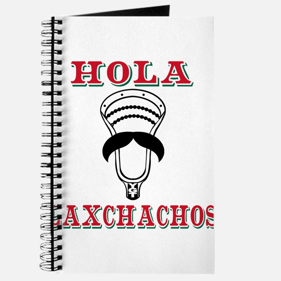 Lacrosse HOLA Laxchachos Journal