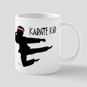 Karate Kid (Girl) Mug