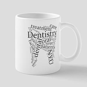 Dentistry Word Cloud Mugs