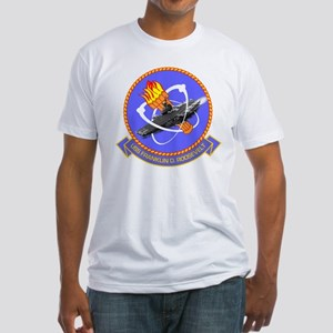 Personalized USS Roosevelt CV-42 Fitted T-Shirt