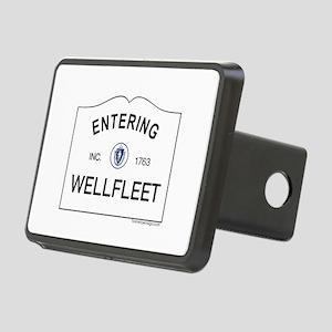 Wellfleet Rectangular Hitch Cover