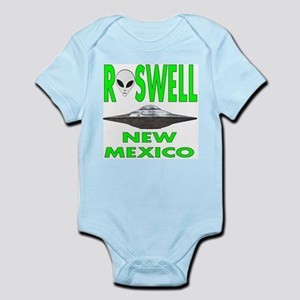Roswell new mexico Body Suit