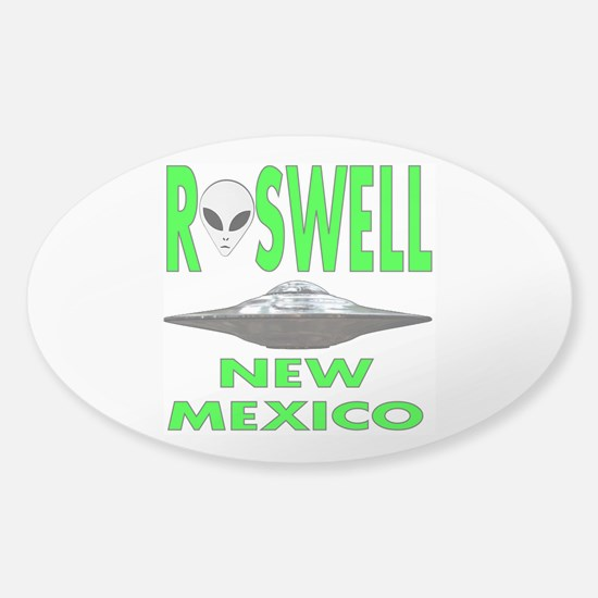 Roswell New Mexico.png Decal