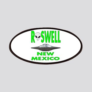 Roswell New Mexico Patches