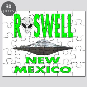 Roswell New Mexico Puzzle