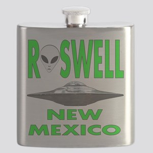 Roswell new mexico Flask
