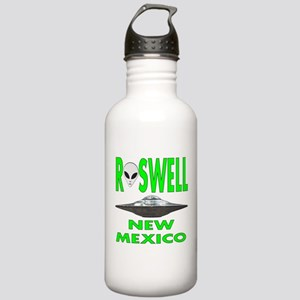 Roswell new mexico Sports Water Bottle