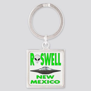 Roswell New Mexico Keychains