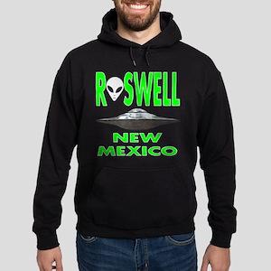 Roswell New Mexico Hoody Hoodie (dark)