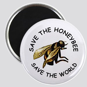 Save The Bee Magnet