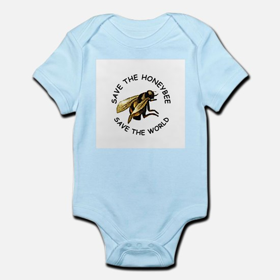 Save The Bee Infant Bodysuit