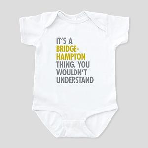 Its A Bridgehampton Thing Infant Bodysuit