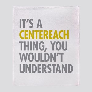 Its A Centereach Thing Throw Blanket