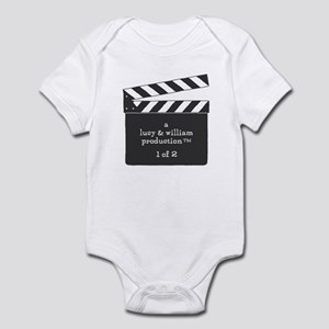 878792904373 Funny Twin Baby Clothes   Accessories - CafePress