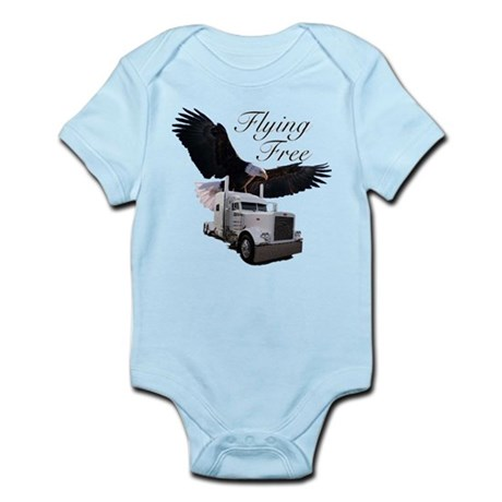 Flying Free Infant Bodysuit