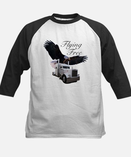 Flying Free Kids Baseball Jersey