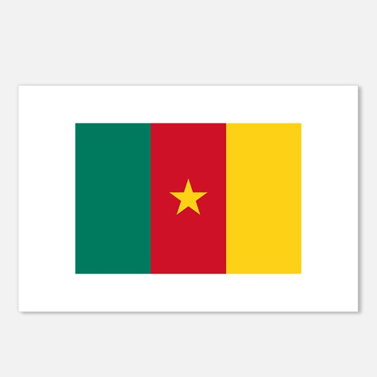 Cameroon Postcards (Package of 8)