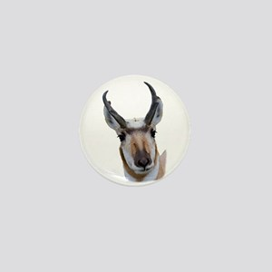 Pronghorn Mini Button