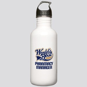 Pharmacy manager Stainless Water Bottle 1.0L