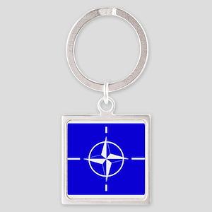 Nato Flag Keychains